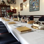 Private dining room at La Perla an Italian Restaurants in Washington DC
