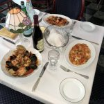 Late Night Italian Dinning in Washington DC