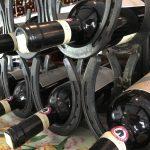 La Perla has an extensive wine menu. Amazing wine menu